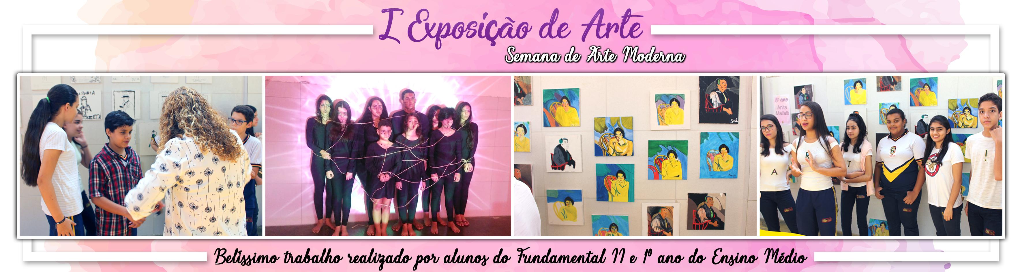 Exposiçao de Artes