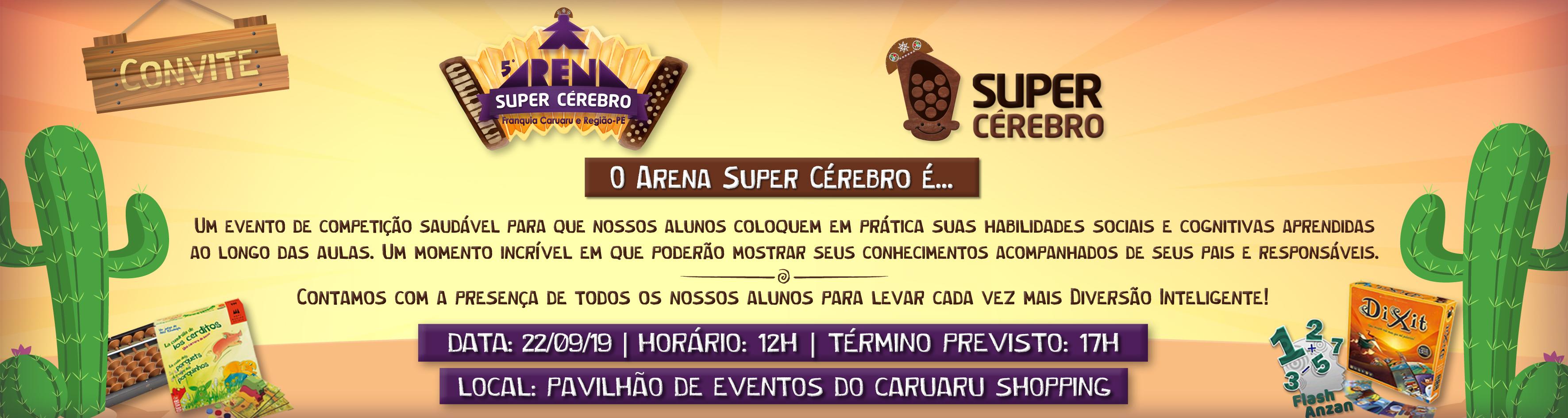 Arena SuperCérebro